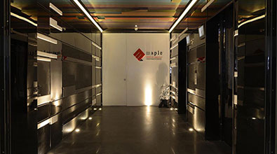 landmark design group architecture sustainability interiors pune maple corporate hq